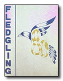 1980 Fledgling Yearbook Cover