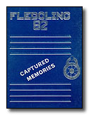 The 1977 Fledgling Yearbook Cover