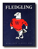 1991 Fledgling Yearbook Cover