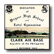 Click here to view the Wagner Dedication Program