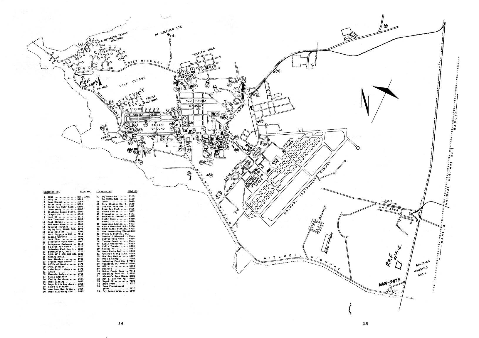 maps Club Car Solenoid Wiring Diagram clark air base 1968